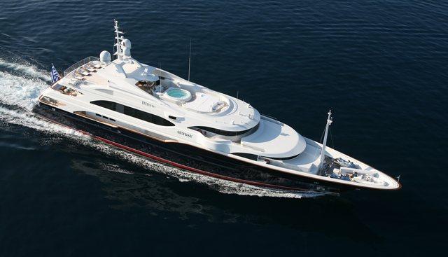 Sunday Charter Yacht