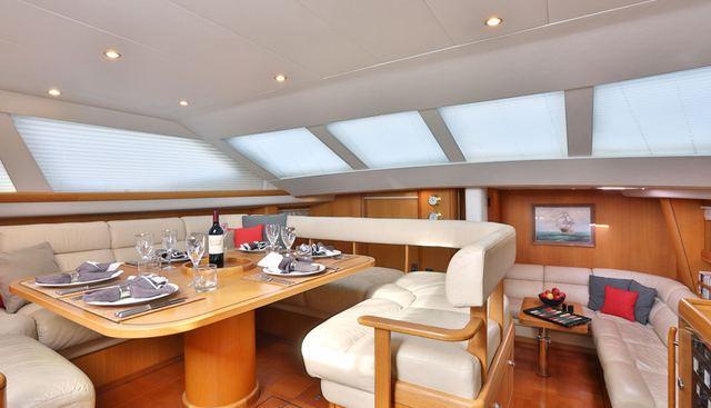 Sarita of Iken Charter Yacht - 5