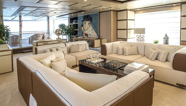 Soy Amor Charter Yacht - 8