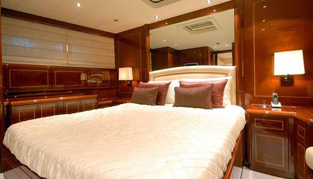 M Sixty Five Charter Yacht - 4