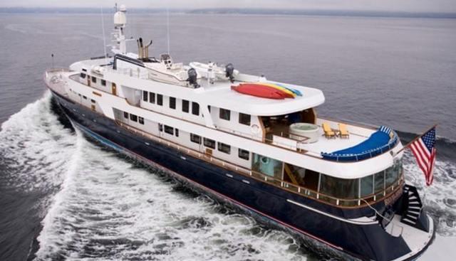 Stargazer Charter Yacht - 3