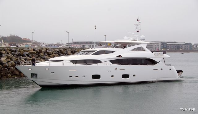 Final Cut IV Charter Yacht - 2