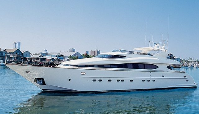 Sashay Charter Yacht