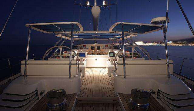 Tenaz Charter Yacht - 5