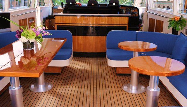Petrus Charter Yacht - 5