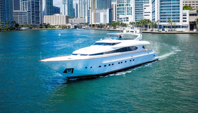 Stamos Bien Charter Yacht - 2