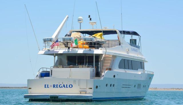 El Regalo Charter Yacht - 3