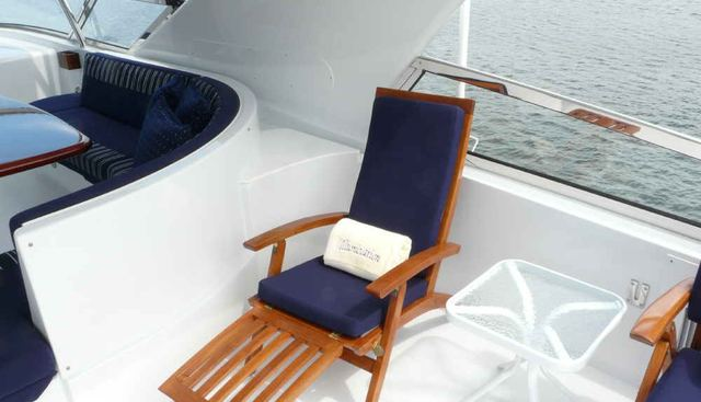 Illumination Charter Yacht - 4