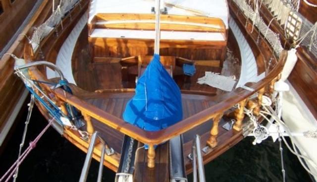 Amra Charter Yacht - 2