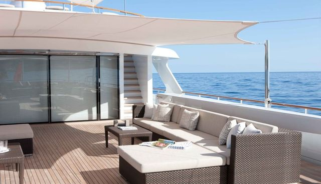 Mirage Charter Yacht - 4