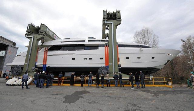 Riana II Charter Yacht