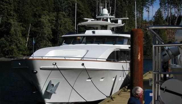 Shadowfax Charter Yacht