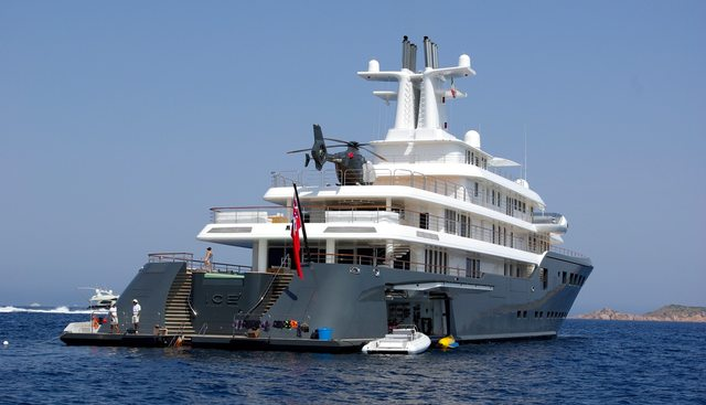 Ice Charter Yacht - 4