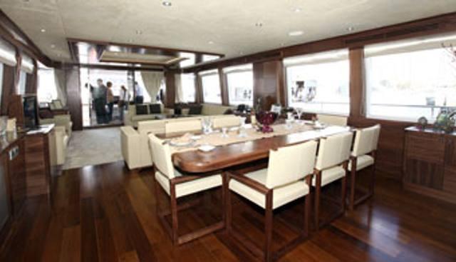 Lulwa Charter Yacht - 2