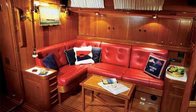 Melinka Charter Yacht - 2