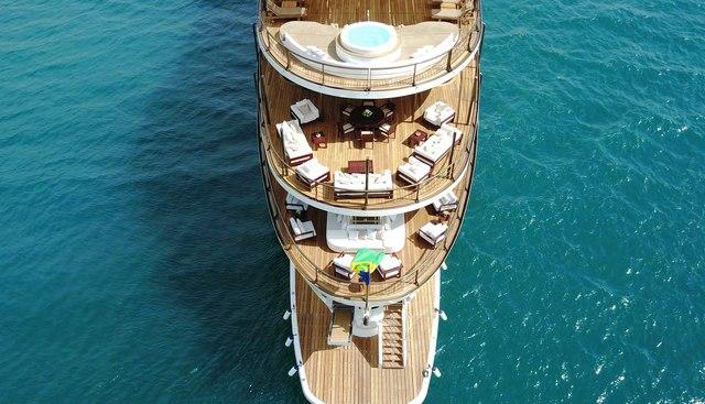 Chakra Charter Yacht - 5