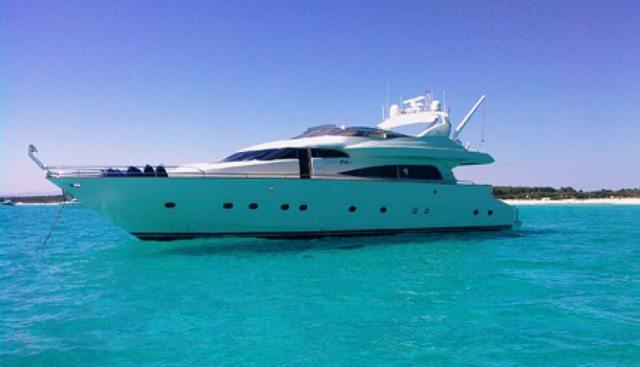 White Fang Charter Yacht