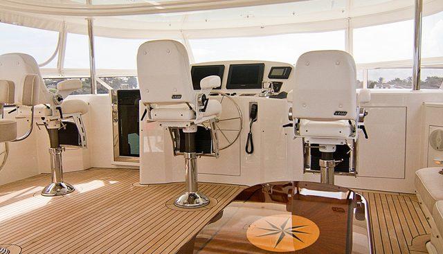 Rent Spent Charter Yacht - 3