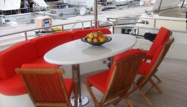 Daphne Charter Yacht - 2