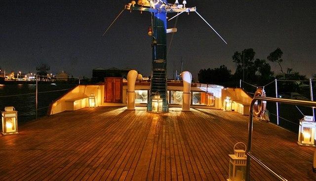 Falcao Uno Charter Yacht - 3