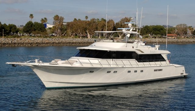 Prelude Charter Yacht