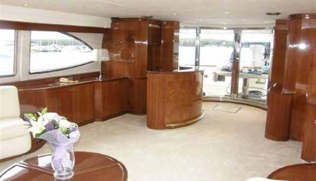 Azimut Jumbo 100 Charter Yacht - 3