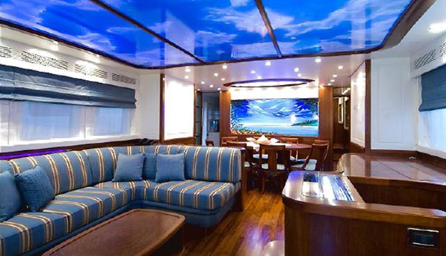 Sibilla Charter Yacht - 4