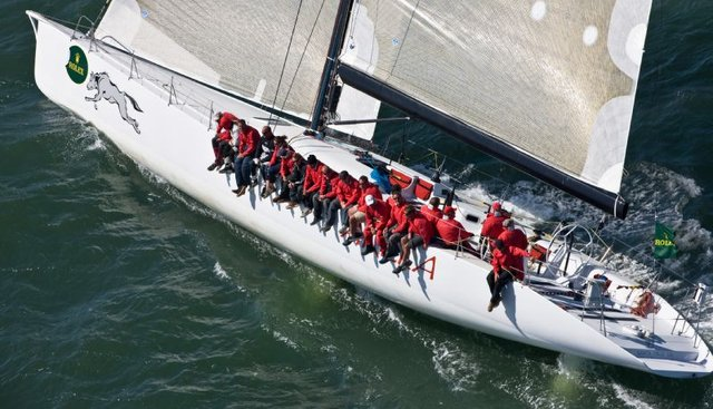 Akela Charter Yacht