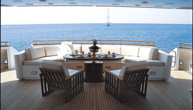 Jaan Charter Yacht - 4