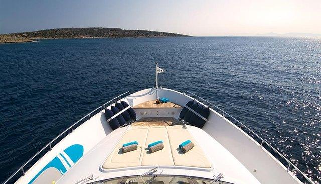 Salina Charter Yacht - 5