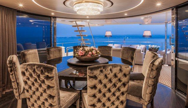 Yvonne Charter Yacht - 8
