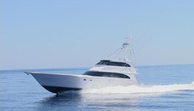 Salemwolf Charter Yacht