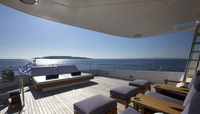 Libra Y Charter Yacht - 4