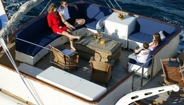 Cape Fane Charter Yacht - 2