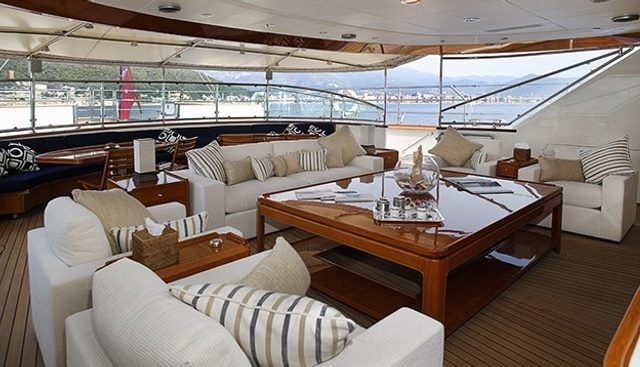 Jasali II Charter Yacht - 4