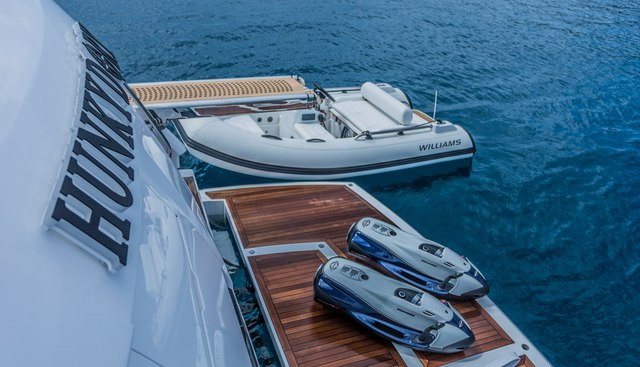 Hunky Dory Of Charter Yacht - 5