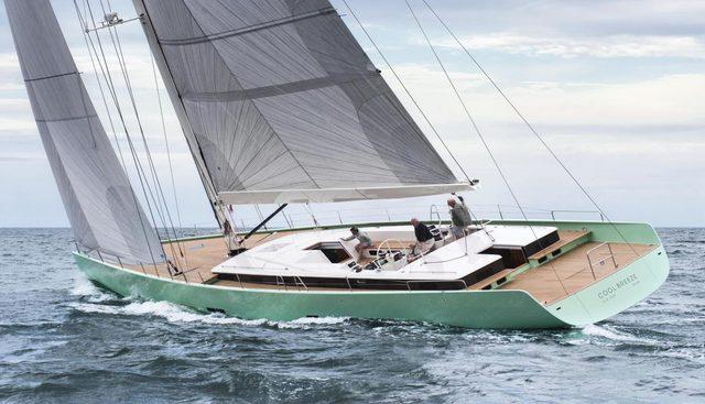Cool Breeze Charter Yacht