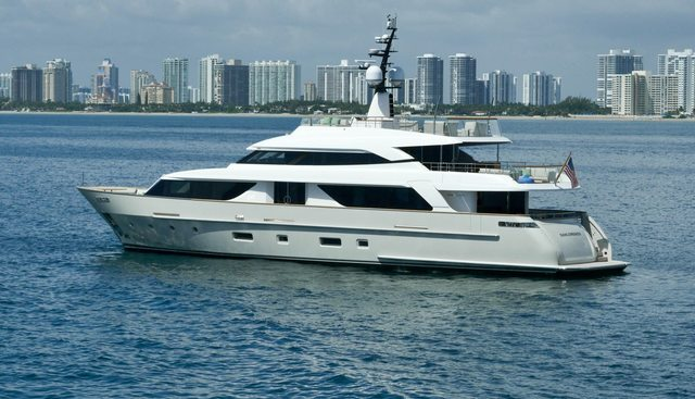 Belle Charter Yacht