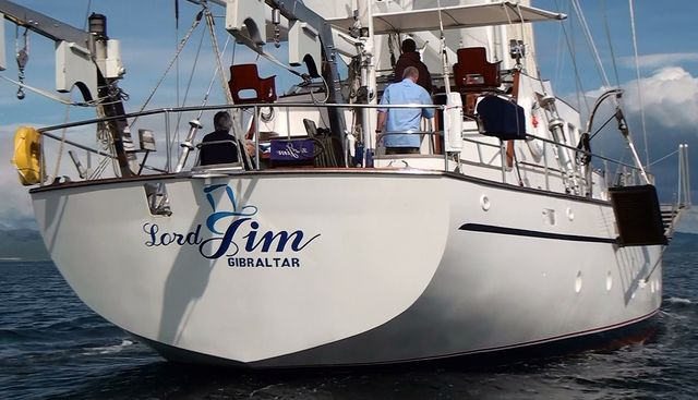 Lord Jim Charter Yacht - 3