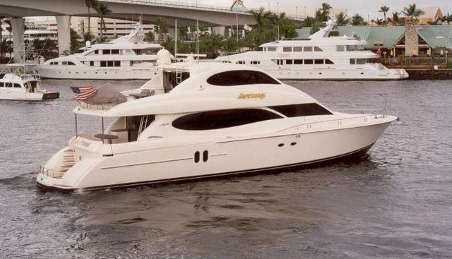Sea Bear II Charter Yacht