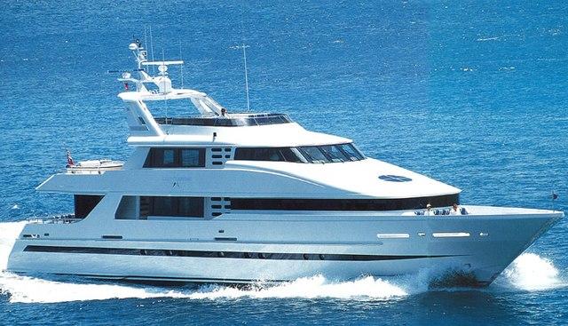 Life Saga Charter Yacht