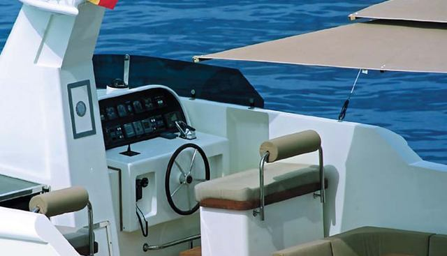 Jacques De Molay Charter Yacht - 4