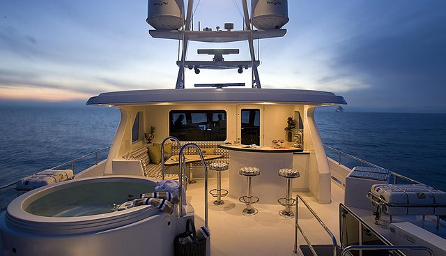 Now or Never Charter Yacht - 4