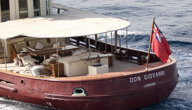 Don Giovanni Charter Yacht - 2