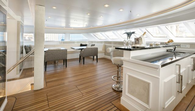 Spirit of the C's Charter Yacht - 7