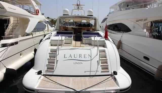 Lauren Charter Yacht - 2