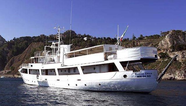 Buena Chica Charter Yacht - 2