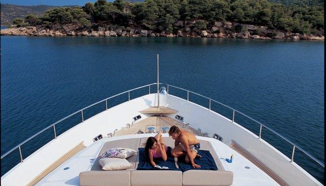 Pandora Charter Yacht - 2