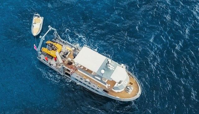 U-Boat Navigator Charter Yacht - 4