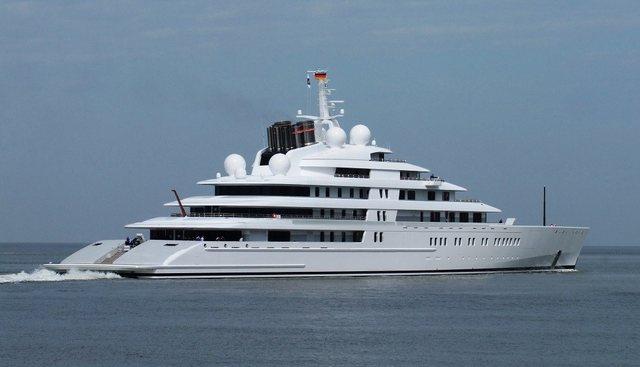Azzam Charter Yacht - 7